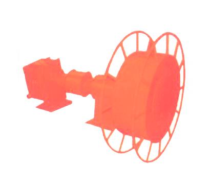 JZ系列重锤式电缆卷筒