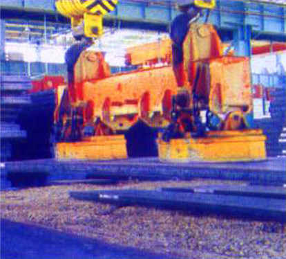 MW03系列吊运板坯用电磁铁