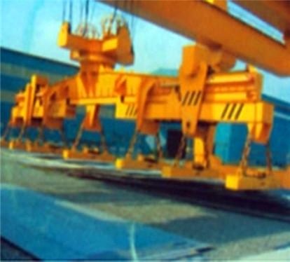 MW84系列吊运中厚板用电磁铁