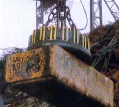 MW1、MW2系列传统型起重电磁铁