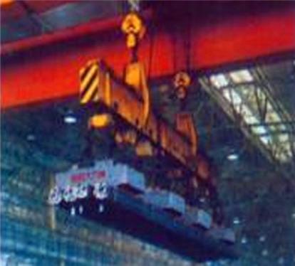MW12系列吊运捆扎捧材用电磁铁